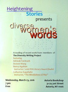 diverse womens words
